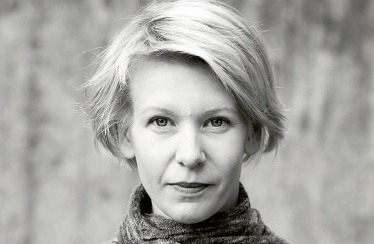 Selja Ahava © Liisa Valonen