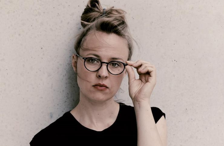 Katja Danowski © Tim Dobrovolny