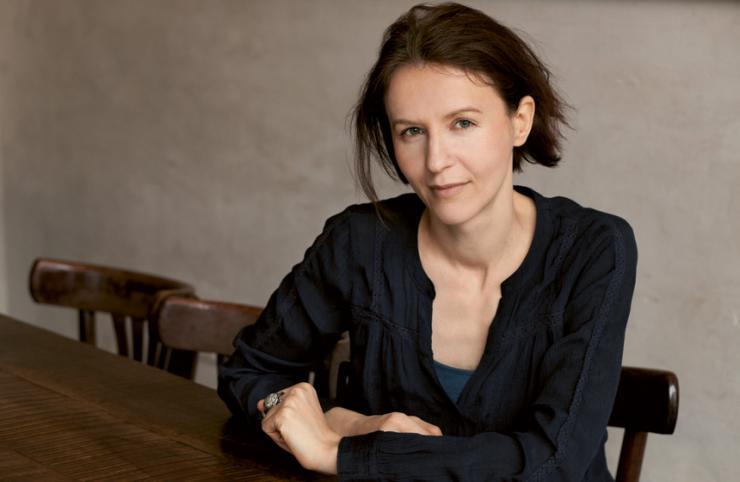 Alina Bronsky © Christine Fenzl
