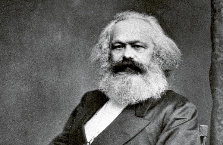 Foto (Karl Marx), John Mayall © gemeinfrei