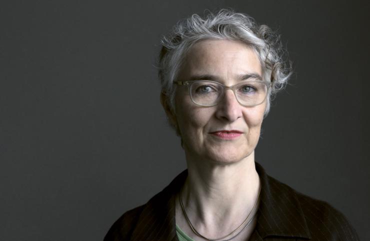 Miriam Mandelkow © Heike Bogenberger
