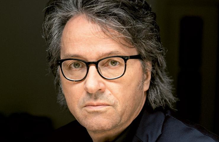 Ralf Rothmann © Heike Steinweg, Suhrkamp Verlag