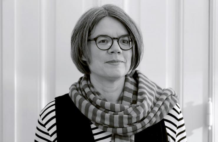 Birgit Weyhe © Sabine Reinecke