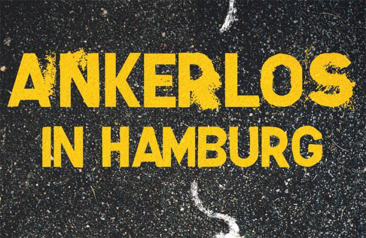 Ankerlos in Hamburg © Leslie Renter
