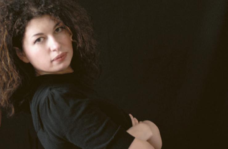 Olena Kushpler © Nancy Horwitz