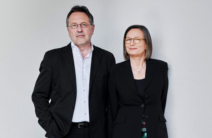 Moritz und Stoltenberg © Gunter Glücklich