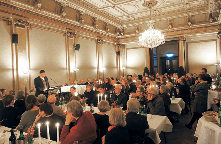 Preisverleihung 2019 © Literaturhaus