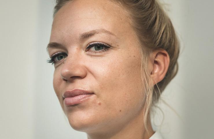 Nora Gantenbrink © Tamina-Florentine Zuch