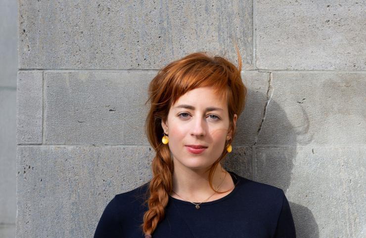 Leona Stahlmann © Simone Hawlisch