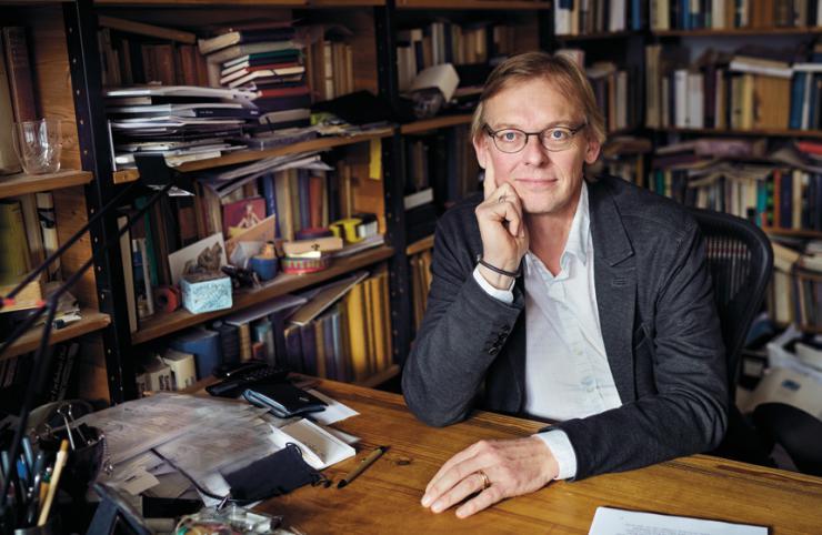 Dieter Thomä © Jürgen Bauer