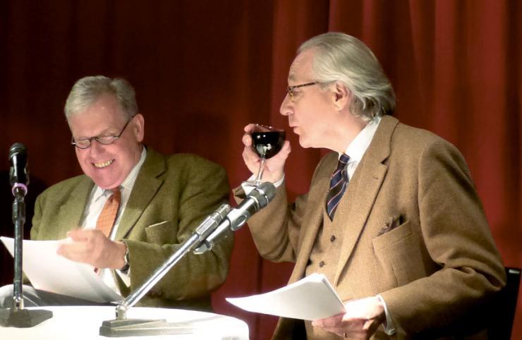 Stephan Opitz und Joachim Kersten © Wallstein