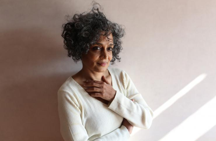 Arundhati Roy © Mayank Austen Soofi