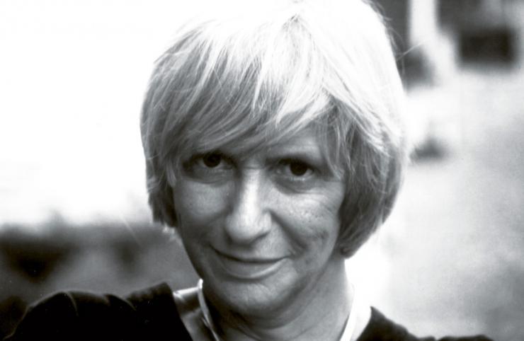 Françoise Sagan © Ullstein
