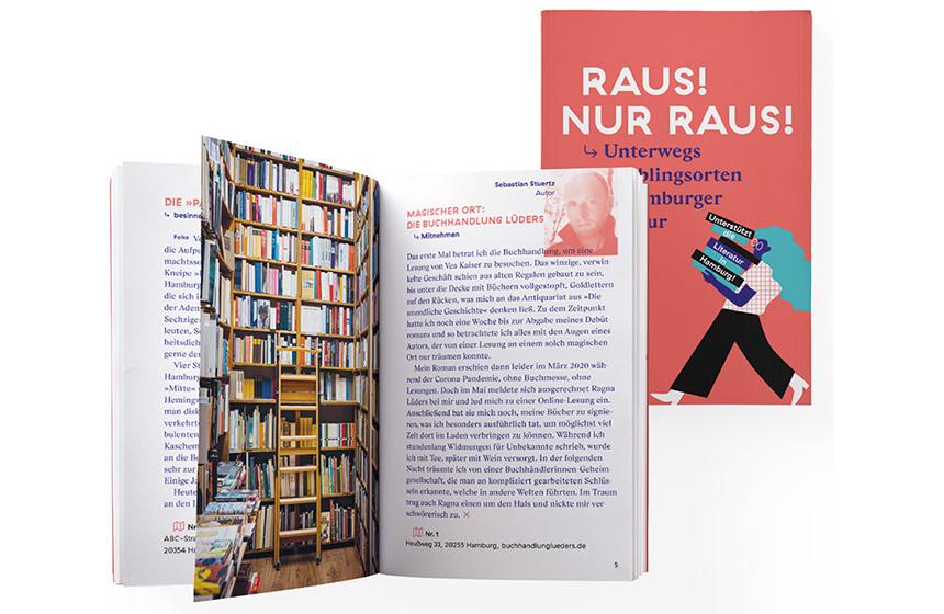 Blick ins Buch © Junius Verlag