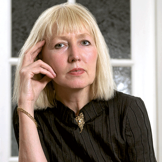 Brigitte Kronauer © Marijan Murat